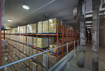 Temperature Controlled Food Distribution | Reed Boardall